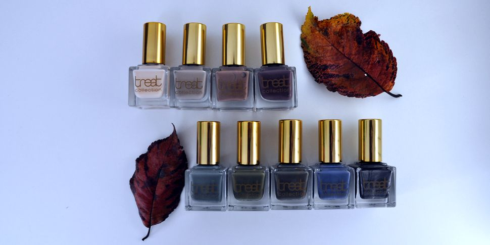 Beauty News: Neue Herbstfarben von treat collection