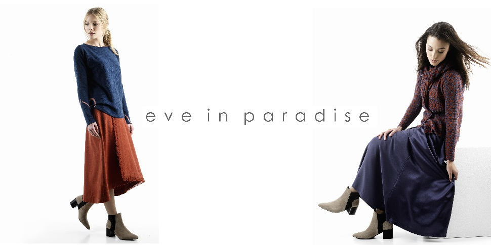 Strickware: Die Mode von eve in paradise