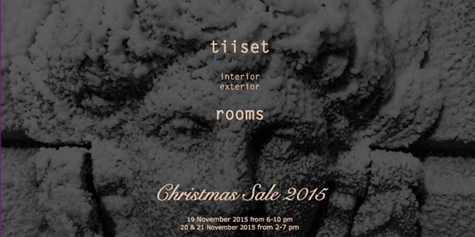 Christmas Sale bei tiiset rooms