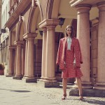 Business Kleid mit Blazer