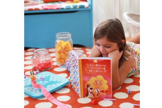 Goldieblox: Ingenieur Spielzeug für Mädchen – Goldstück