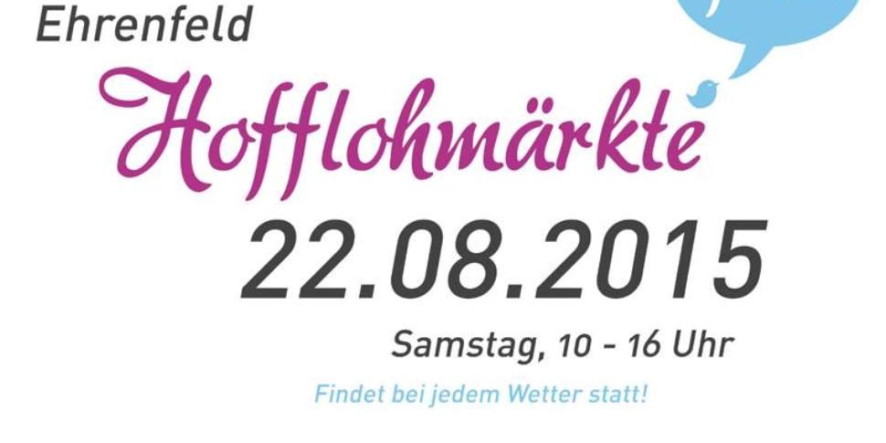 Hofflohmarkt In Ehrenfeld Fur Alle Die Ihr Veedel Lieben