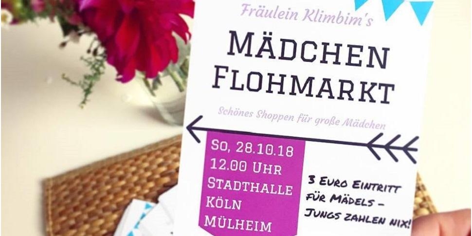 mülheim flohmarkt